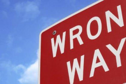 λάθη, παραλείψεις, βλαβερές συνήθειες
